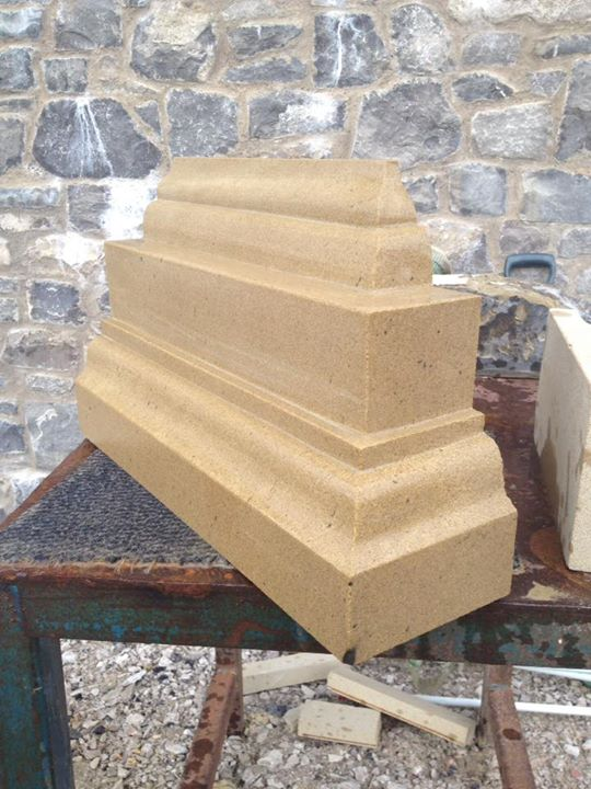 Some nice moulded sections ready to replace a damaged section North Wales, North West, Wirral, Liverpool & Cheshire UK