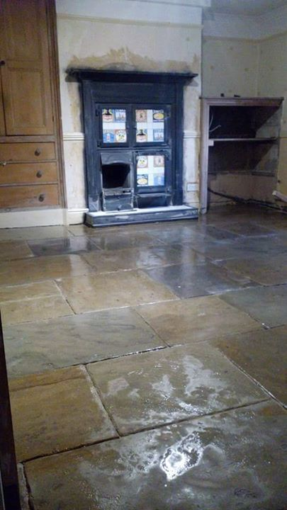 Restored 150 year old floor in knutsford. North Wales, North West, Wirral, Liverpool & Cheshire UK
