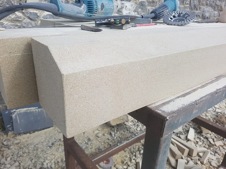 Finishing up with our window cill supply for our northwest development supply. North Wales, North West, Wirral, Liverpool & Cheshire UK