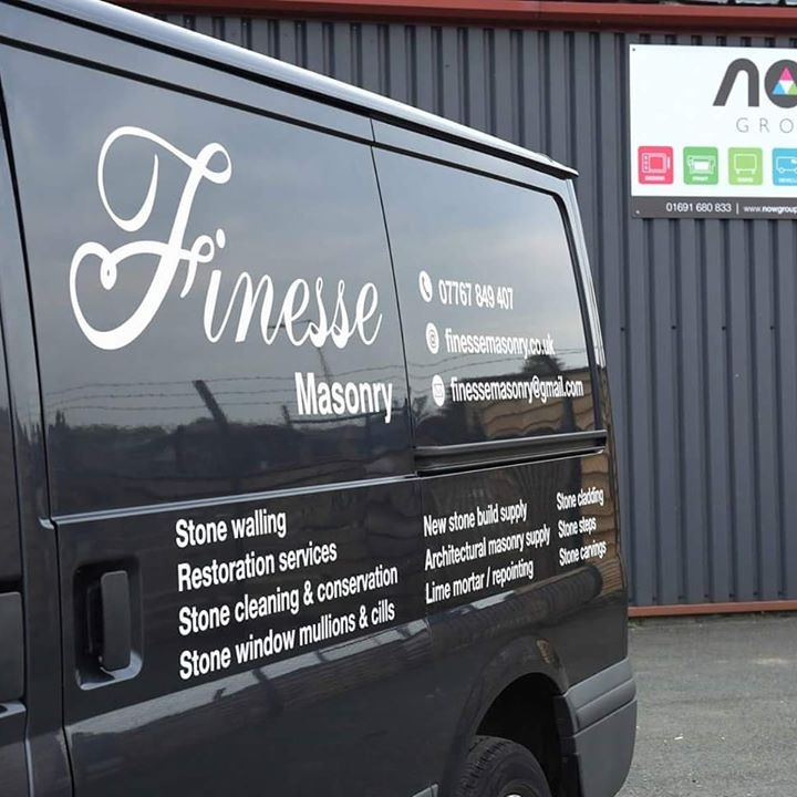 Our van is now sign written with our logo and details of services we can provide across Merseyside chesire wirral and North wales. North Wales, North West, Wirral, Liverpool & Cheshire UK
