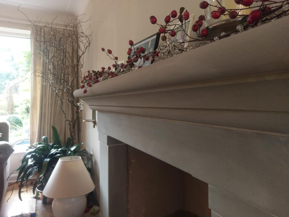 Another firesurround finished for xmas. North Wales, North West, Wirral, Liverpool & Cheshire UK