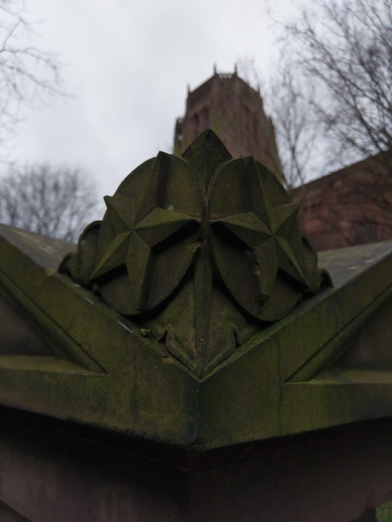 Some fantastic detail on a sandstone memorial in Liverpool. North Wales, North West, Wirral, Liverpool & Cheshire UK